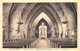 Beringen  Mijnen    Kerk Binnenzicht  Charbonnages  Interieur De L'eglise         M 1704 - Beringen