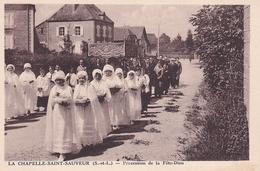 La Chapelle De Saint Sauveur Procession De La Fête Dieu - Other Municipalities