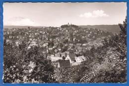Deutschland; Warstein Sauerland - Warstein
