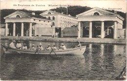 FR83 SAINT MANDRIER - L'hôpital - Animée - Belle - Saint-Mandrier-sur-Mer