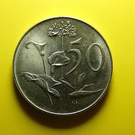 South Africa 50 Cents 1966 - Südafrika