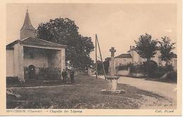 Nv/ 1    16    Montbron    Chapelle Des Lepreux      Entrée Du Bourg                          (animations) - Autres Communes