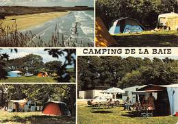PIE-Z RO-19-3683 : PLONEVEZ PORZAY. CAMPING DE LA BAIE. - Plonévez-Porzay