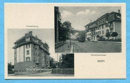 Bern - Friedeckweg Und Monbijoustrasse - BE Berne