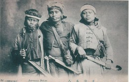 Formosa, Formoza, Formosa Natives , Photo, No Postcard, 2 Scans - Formosa