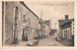 Nv/ 1    16   La Péruse    Le Bureau De Tabac   (animations) - Autres Communes