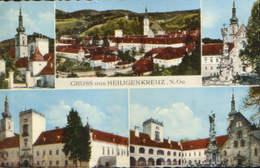 Osterreich  - Postcard Used 1969  -   Heiligenkreuz -  Cistercian Abbey - 2/scans - Heiligenkreuz