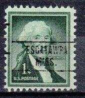 USA Precancel Vorausentwertung Preo, Locals Mississippi, Escatawpa 748 - Vereinigte Staaten