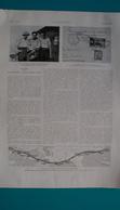 Aviation Courrier Postal Indochine,les Pilotes Réginensi Et Bailly,terrain Du Bourget, - Historical Documents