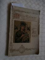Missiekalender 1923 : Kongo, Tumba, Matadi, Sanda, Roseau, Kionzo, Speybrouck, - Boeken, Tijdschriften, Stripverhalen