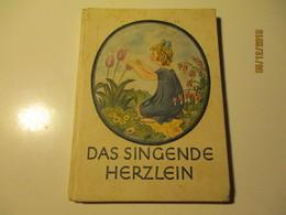 DAS SINGENDE HERZLEIN 1929 VON KÄNEL , OLD BOOK , 0 - Bücher, Zeitschriften, Comics