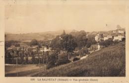 CPA - La Salvetat - Vue Générale ( Ouest ) - La Salvetat