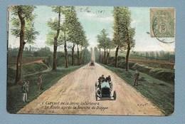 Enc - Automobile - Circuit De La Seine-Inférieure 1907 - ( Bien Voir Le Scan ) - Postcards