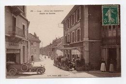 - CPA GEX (01) - Hôtel Du Commerce - Route De Genève 1920 - Edition B. F. 123 - - Gex