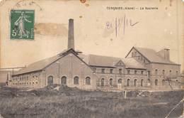 02 .n° 106871 . Tergnier .usine .la Sucrerie .vue Generale .en L  Etat . - France