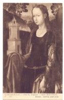 PK - Schilderij - Peinture - Painting - Sainte Barbe - Heilige Barbara - Brugge - Malerei & Gemälde