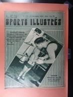 Les Sports Illustrés 1934 N°713 Hower-Charles Bruges Godfrey-Le Marin Honorez Football Seynaeve Arlet - Sport