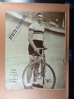Les Sports Illustrés 1934 N°714 Kaers Standard Godfrey Charles Deneef Charlier Football Scheers Honorez - Sport