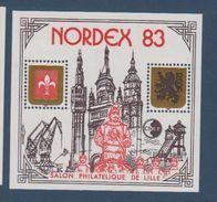 CNEP-1983-N°4A** NORDEX.Salon Philathélique De LILLE.TYPE II - CNEP