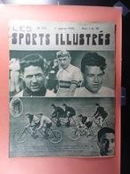 Les Sports Illustrés 1935 N°715 Bol D'Or à Anvers Kaers Diables Rouges Football Schroeven Victoire Belge à Paris - Sport
