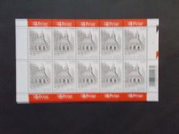 """BELGIQUE -  FEUILLES  Complete   N°  3261 """" Banneux """"  Année 2004   Planche  9  Neuf XX   Voir Photo ) 8 - België"""