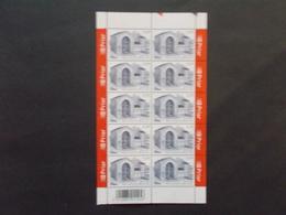 """BELGIQUE -  FEUILLES  Complete   N°  3263 """" Beauraing  """"  Année 2004   Planche  1  Neuf XX   Voir Photo ) 9 - België"""