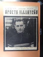 Les Sports Illustrés 1935 N°717 Décès D'Alexis Heusy En Course Davidt-Perez Football Anvers Alost Vermassen - Sport