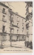 CPA- Espagne- Casa Francesa, Plaza Del Principe Alfonso, 17 Prâl MADRID- - Madrid