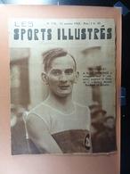 Les Sports Illustrés 1935 N°718 Honorez Malines-White Star Bruxelles Thil Football Van Hauwaert Miller Godfrey - Sport
