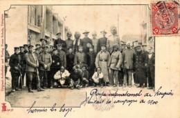 Chine - Troupes Internationales Pendant La Campagne De 1900 - China