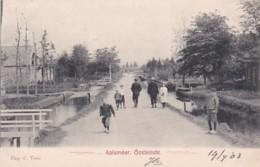 3575328Aalsmeer, Oosteinde (poststempel 1903) - Aalsmeer