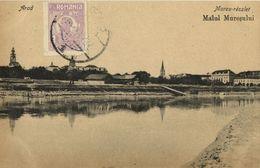 Romania, ARAD, Malul Mureșului (1927) Postcard - Roemenië