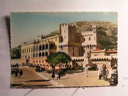La Principauté De Monaco - Monaco - Le Palais Du Prince - Palacio Del Príncipe