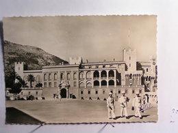 La Principauté De Monaco - Monaco - Le Palais Du Prince - La Façade - Palacio Del Príncipe