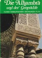 DIE ALHAMBRA Und Der Generalife - Books, Magazines, Comics