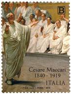 Italia Repubblica 2019 Cesare Maccari Da Foglio Euro 1,10 MNH** Integro - 6. 1946-.. República