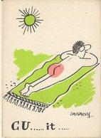 Illustrateur LASSALVY - CU... IT - CP SANS N° - Lassalvy