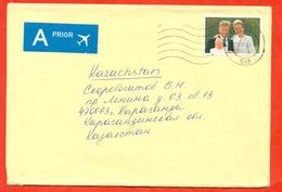 Belgium 2003.The Envelope  Past Mail. - Belgium