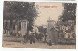 55 VERDUN Caserne Quartier D'Anthouard - Verdun