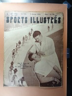 Les Sports Illustrés 1935 N°720 Malines Kaers Ronsse Cyclo-cross Six Jours Bruxelles Van Hauwaert Football Le Marin - Sport