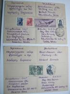 1948 , 2 Briefe Aus Dem Kreis Königsberg Nach Deutschland - 1923-1991 USSR