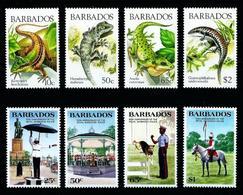 Barbados (2 Series Diferentes) Nuevo Cat.25€ - Barbados (1966-...)