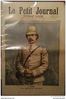 1892 LE PETIT JOURNAL N° 106 DAHOMEY - GENERAL DODDS - CRÉMATION DES CADAVRES DAHOMÉES - Journaux - Quotidiens