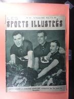 Les Sports Illustrés 1935 N°721 Deneef Charlier Anderlecht Coupe Guffens Merxem Football Blanc-Garin Kaers Scherens - Sport