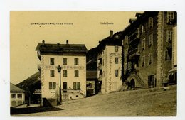 CPA - 74 - GRAND-BORNAND - LES HOTELS - - Sonstige Gemeinden