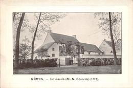 ¤¤    -   BELGIQUE   -   LES BONS VILLERS   -  REVES  -  Le Castia (M.N. Goncette)        -  ¤¤ - Les Bons Villers