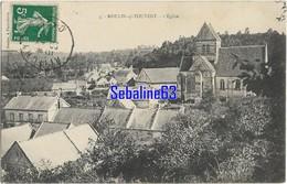 Moulin-sous-Touvent - L'Eglise - 1912 - Andere Gemeenten
