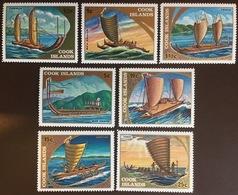 Cook Islands 1973 Maori Exploration MNH - Islas Cook