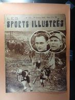 Les Sports Illustrés 1935 N°722 Ligny Diables Rouges Billard Westoutre Theux Olmo - Sport