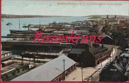 Halifax N.S. Nova Scotia Canada Rere Old Postcard 1910 - Halifax